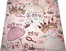 Детский ковер Creative Carpets - PRINT PRINCESS