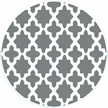 Ковер Creative Carpets - machine made Scandinavian TRELLIS 81161-37 КРУГ