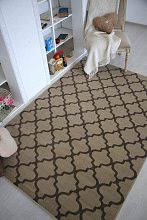 Ковер Creative Carpets - machine made Scandinavian TRELLIS 37-5537