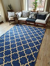 Ковер Creative Carpets - machine made Scandinavian TRELLIS 37-0100