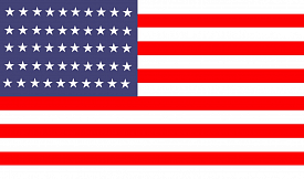 Ковер флаг США flag of USA